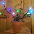 Grow Your Own Color Changing LED Plant!