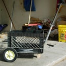 Build a Milk Crate Cart