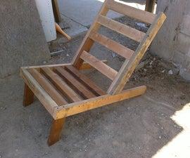 Chair 2x4X8