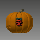 Raspberry Pi Pumpkin Case