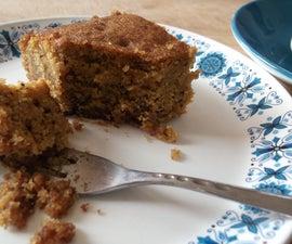 honey, walnut and cardamon baklava cake