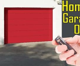 Garage Door Opener   DIY   MakerMan
