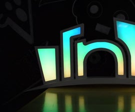 LED Logo Sign