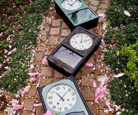 Three Junk Clocks - Fixed and Flipped