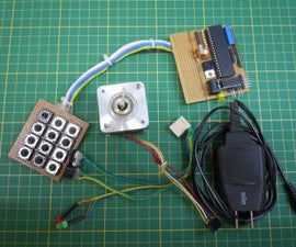 Electronic security code lock system