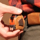 Magnetic Measuring Tape Holster