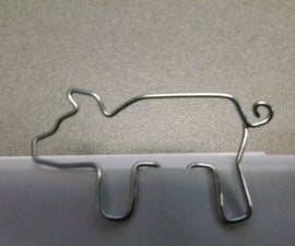 Novelty Paperclip Bookmark