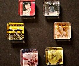 Album Cover Magnets