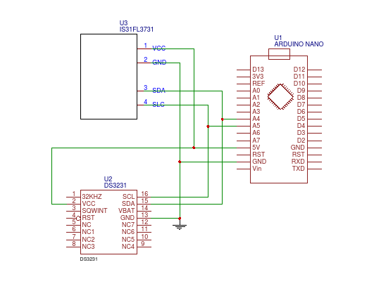 Picture of Build the Electronics and Upload the Arduino Sketch
