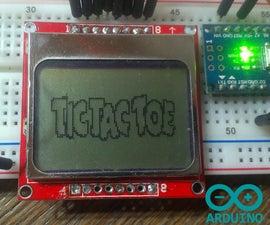 Tic Tac Toe for Nokia 5110