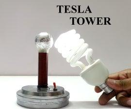 How to Make a Mini Tesla Tower