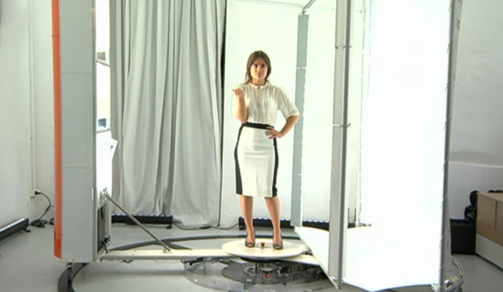 Picture of Get Your Model Scanned
