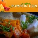 Simple Dry Pumpkin Curry ( Kaddū kī sabjī )