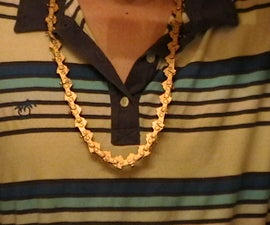 How to Make a Necklace From a Chainsaw Chain