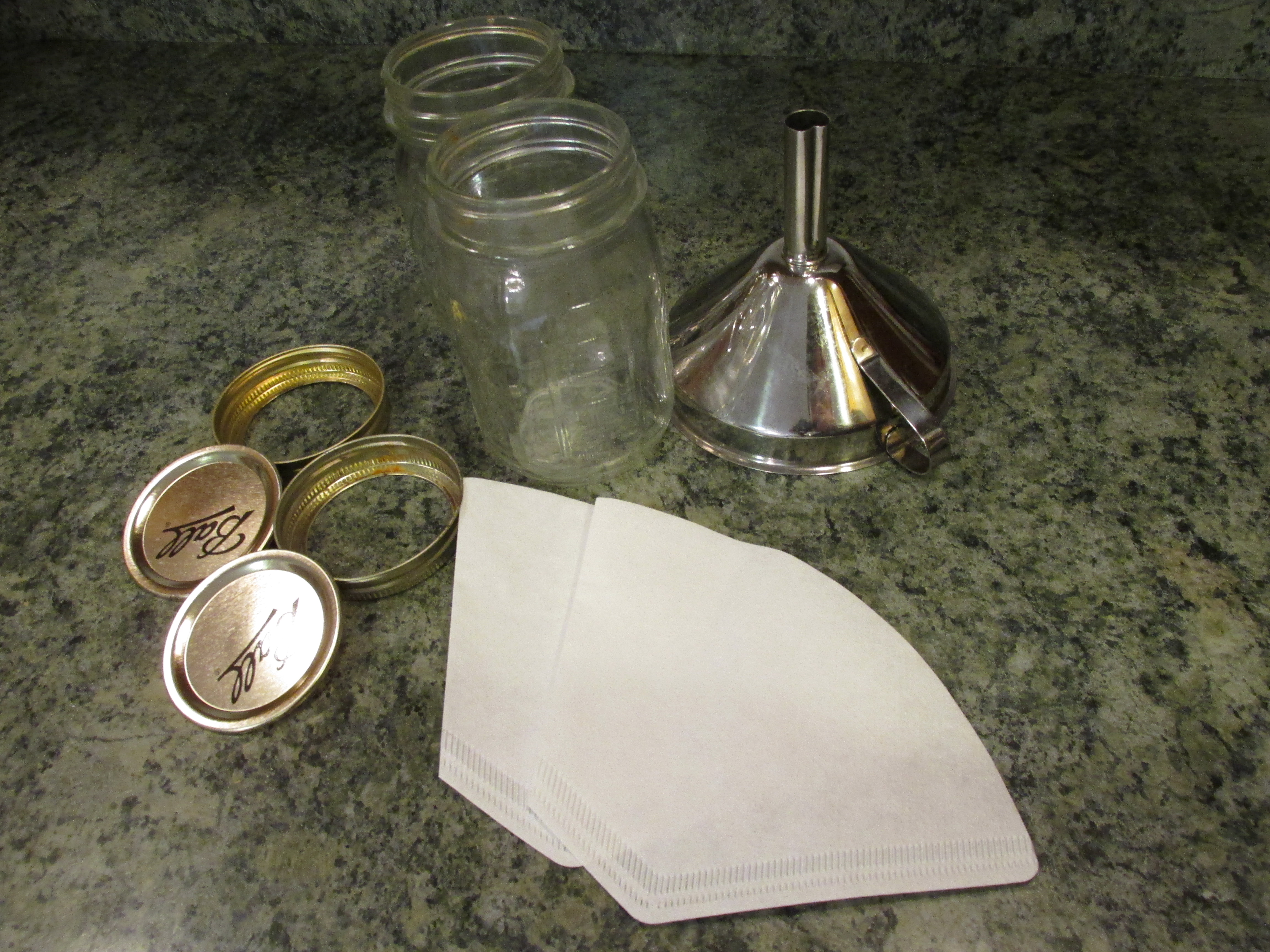 Picture of Straining, Storing, and Serving