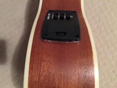 Glue the Tone Controls and Jack