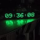 DIY RGB LED Panel Clock