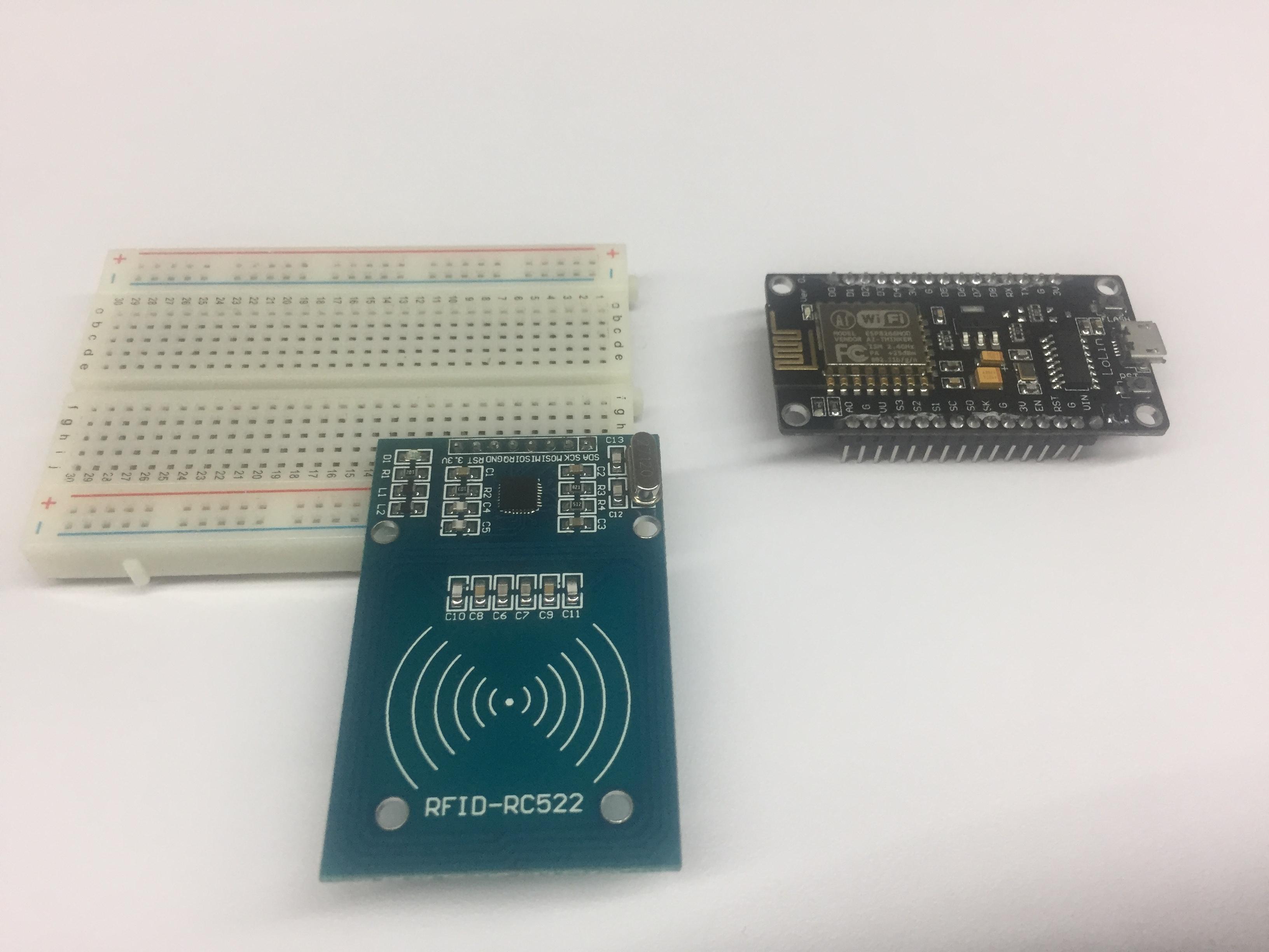 Picture of Cómo Conectar NodeMCU + RFID Y Enviar Datos a Unity