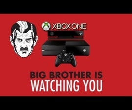 Xbox One Kinect Privacy Blocker