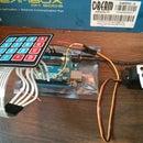 Arduino Resistor-less keypad access control