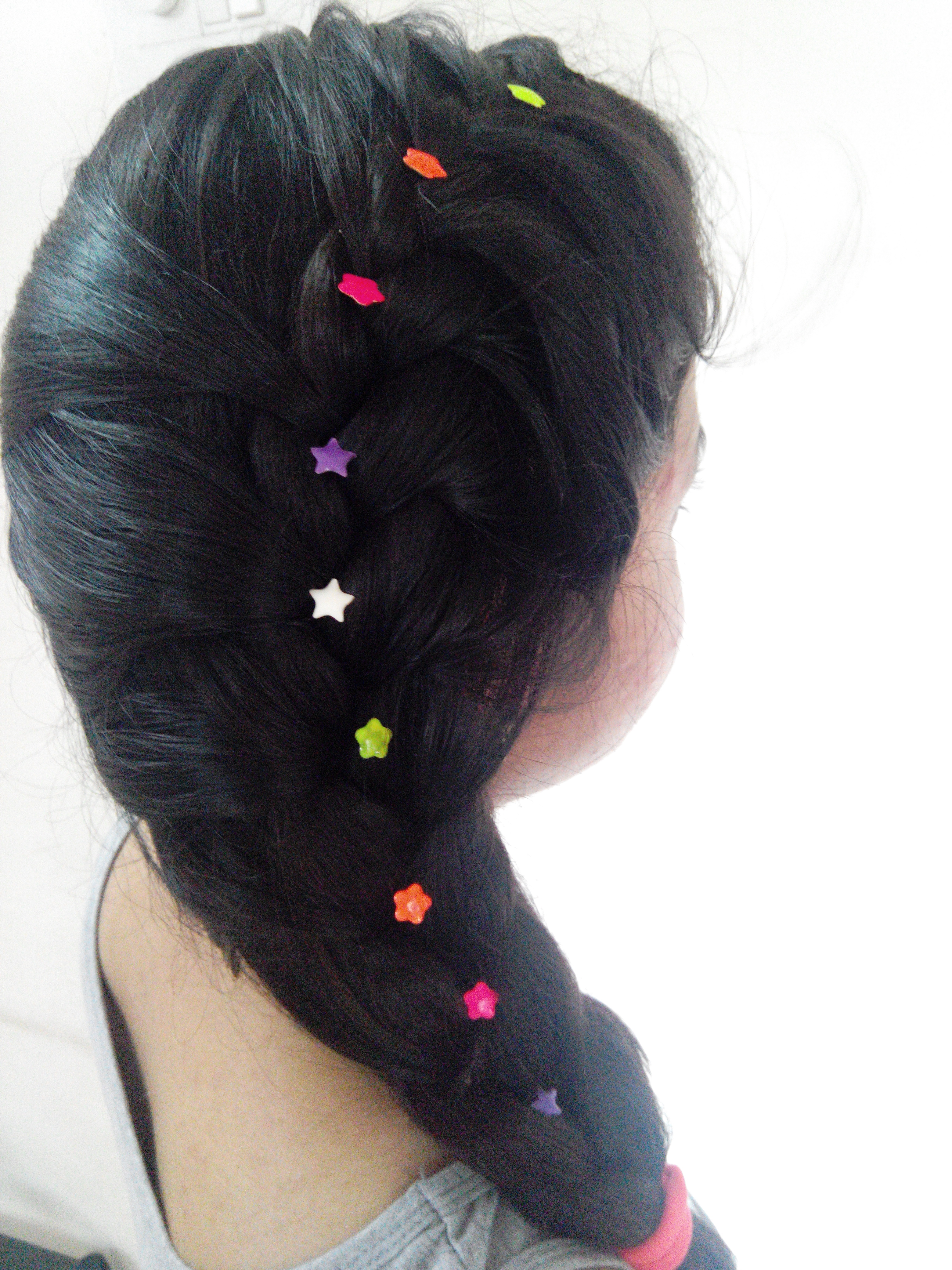 Picture of Styling Your Hair(French Plate)