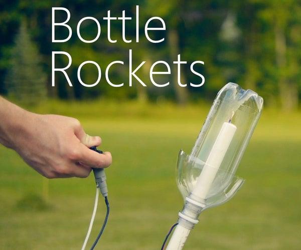 Soda Bottle Rocket Launcher