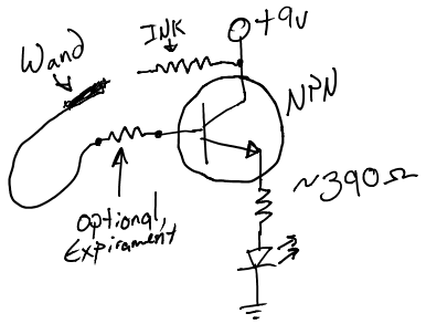 Picture of DIY Operation Game Using Conductive Ink