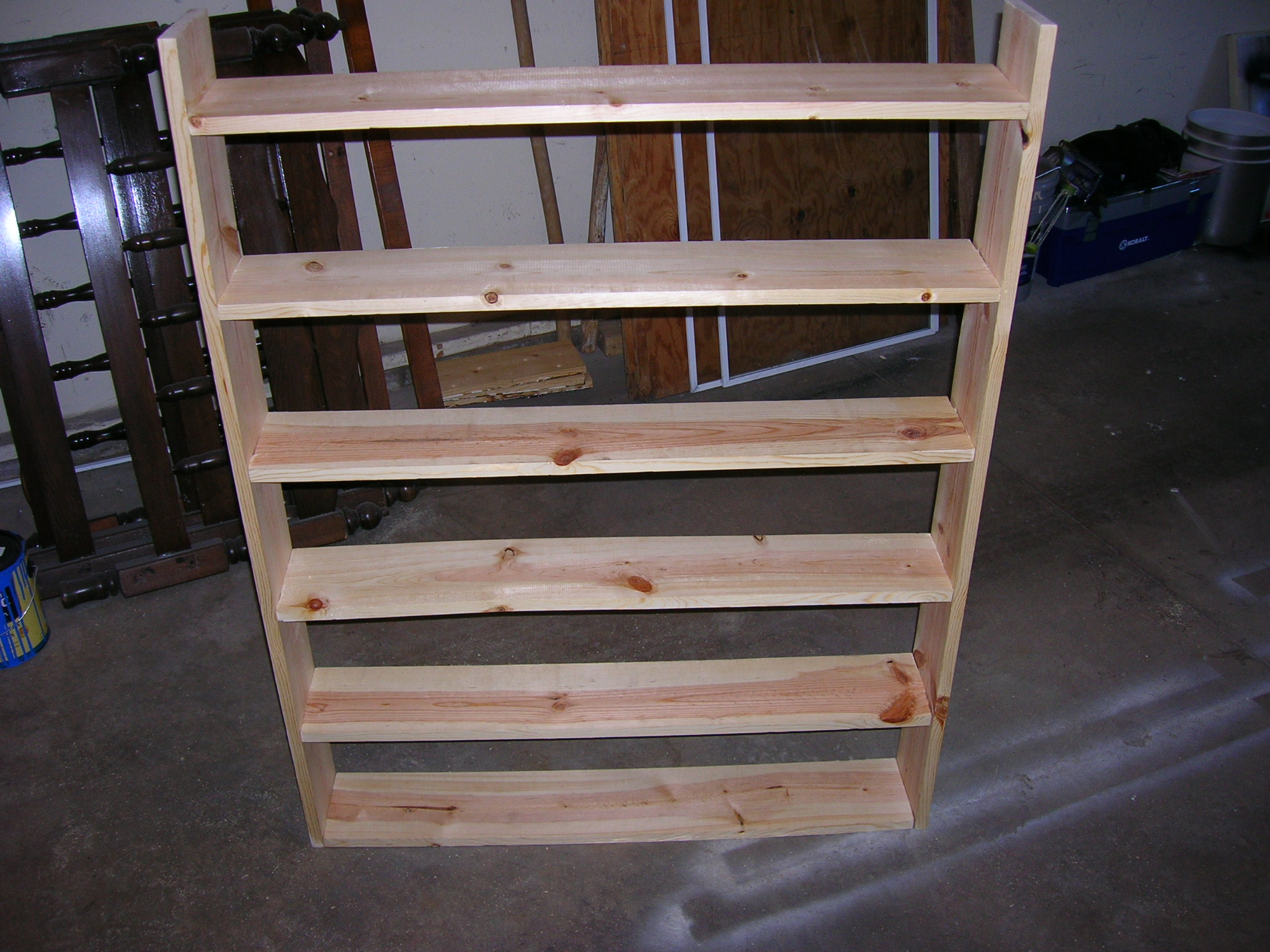 Picture of DVD Shelving for $20 (ish)