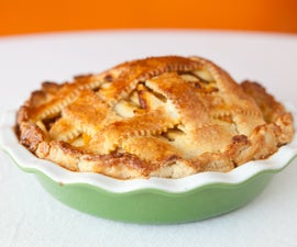 Richard's Signature Apple Mango Pie