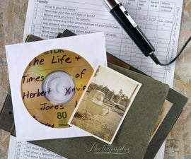 Record Your Family's Oral History- before it dies out.
