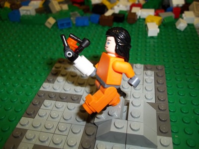 Assemble Jumpsuit and Head