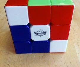 Rubik's Cube Tricks: Dividers