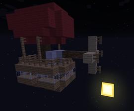 Minecraft - Tiny Airship