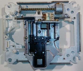Step 3 – Assemble X and Z-Drive Motors
