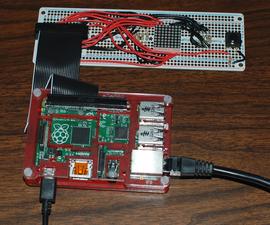 8x8 LED Matrix for RaspberryPi and 3 Programs
