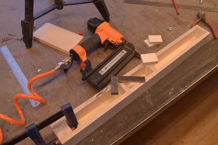 Rip Fence and Crosscut Sled