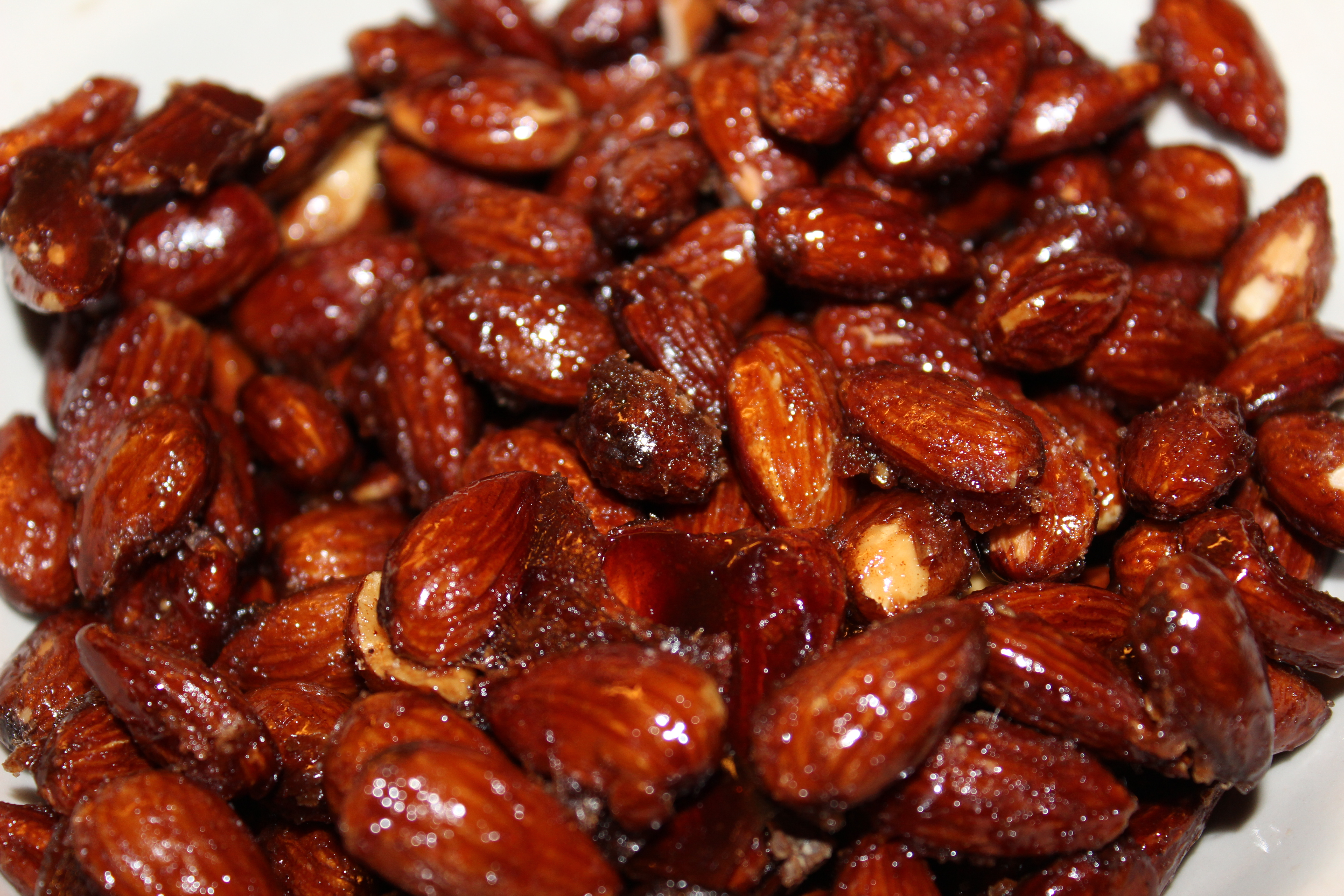 Picture of How to Make Cinnamon Almonds