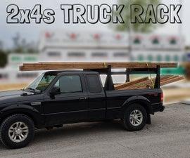 2X4s TRUCK RACK