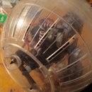 Remote Controlled Basket Ball Robot - HARLEM GLOBETROTTERS -