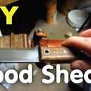 DIY Wood Knife Sheath