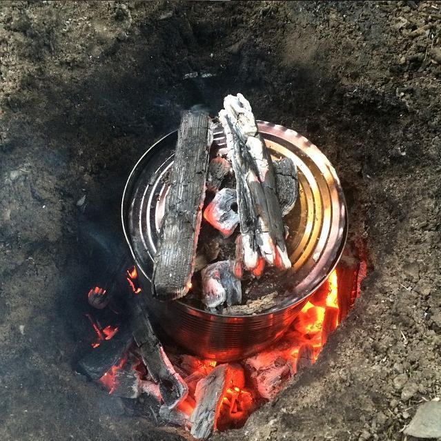 Picture of How to Make a Bushcraft Hobo Oven