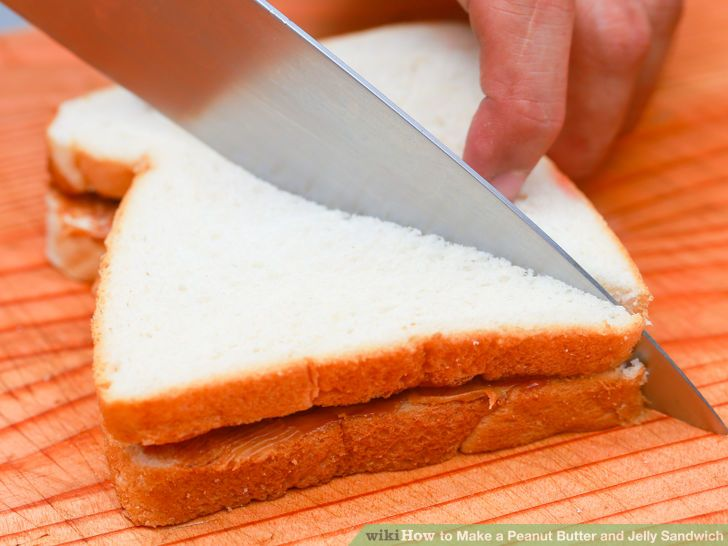 Picture of Cut the Sandwich and Enjoy