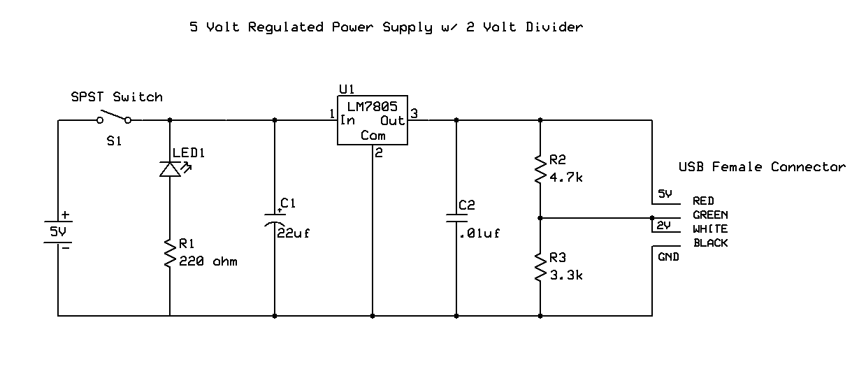 Picture of Building the Power Circuit