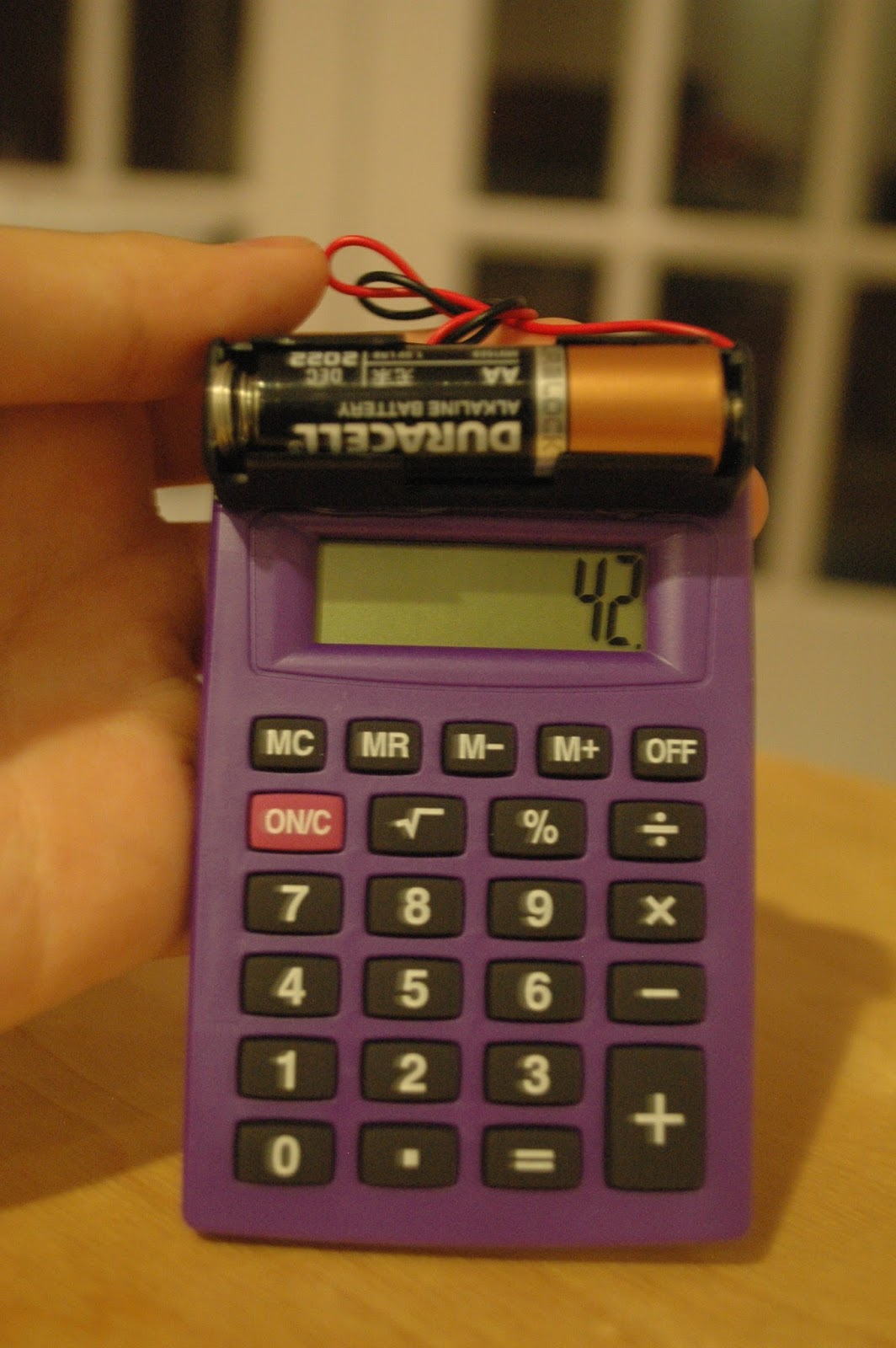 Picture of Just a Tip on Taking Apart the Calculator