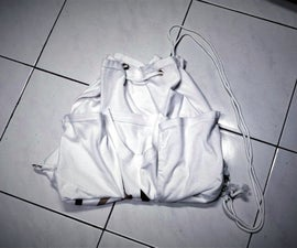 Tee Drawstring Sandbag