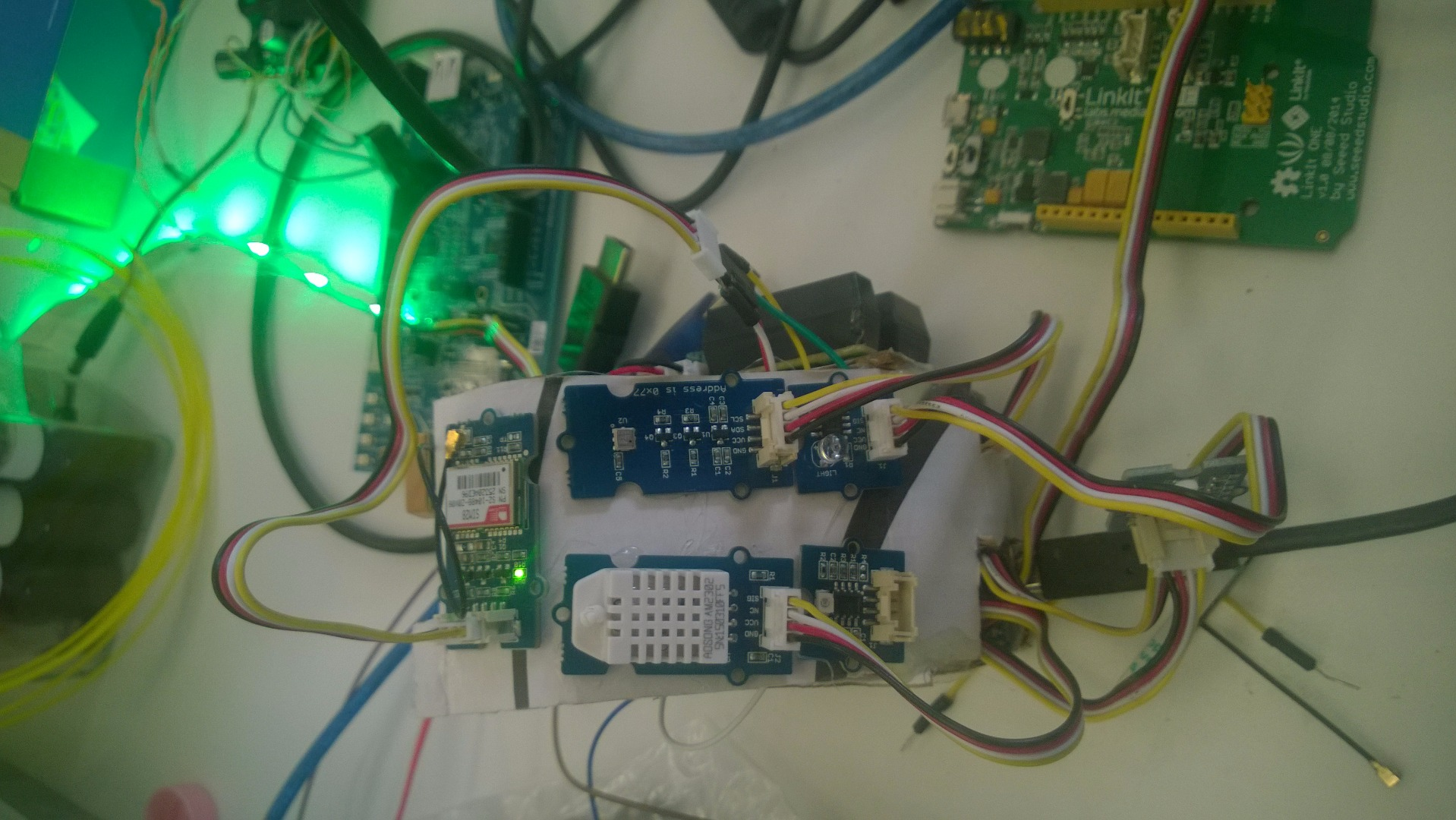 Picture of Let's Connect of the Sensors
