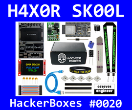 HackerBoxes 0020: Summer Camp