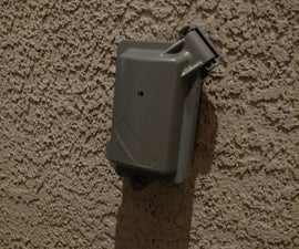 Outdoor Plug Cover Security Cam