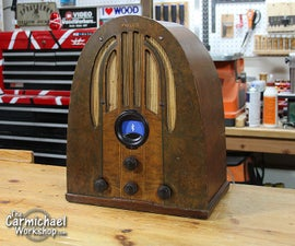 1937 Philco Bluetooth Speaker