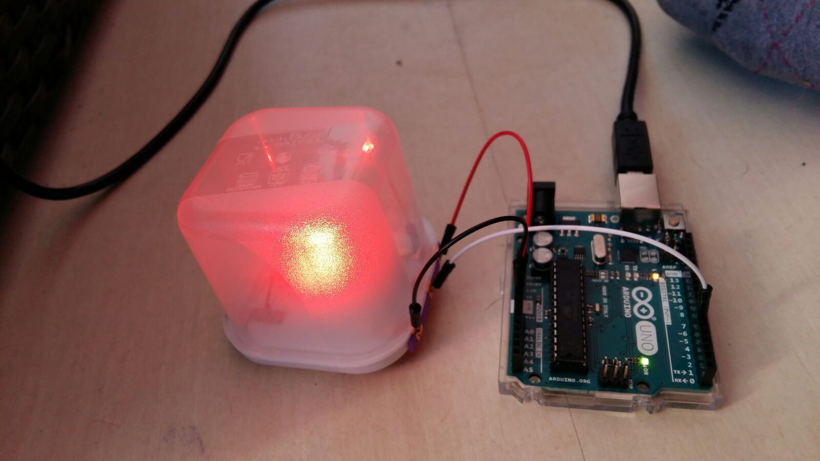 Picture of Arduino!
